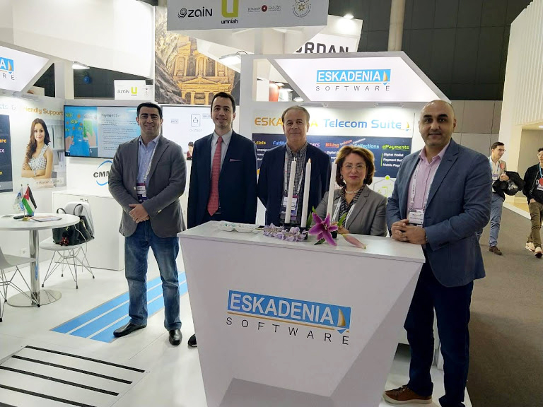 ESKADENIA Software Showcases its Full Range of Telecommunications Software Systems at MWC19 Barcelona