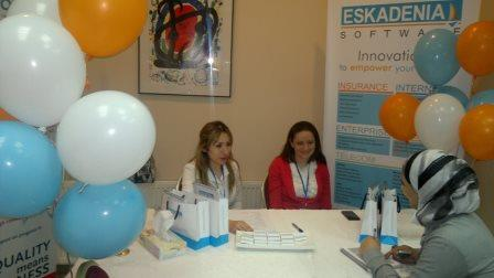 "ESKADENIA Software successfully participated at Princess Sumaya University for Technology (PSUT)'s ""8th Career Day"""