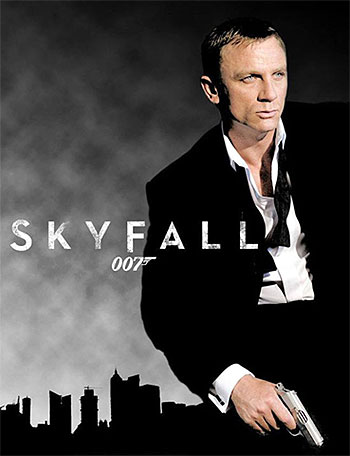 "ESKADENIA Software social activity ""Skyfall movie"" Dec 2012"
