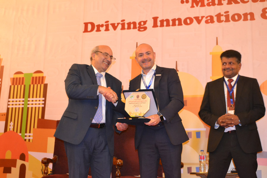 ESKADENIA Software UAE at the 2ND FAIR Insurance Marketing Conference – Egypt