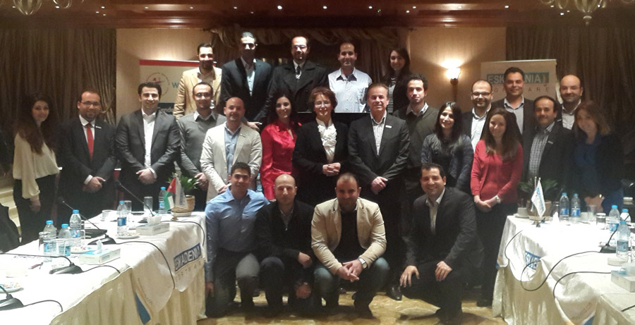 ESKADENIA Software Outlines New Strategies at the Company Annual Strategy Meeting of 2015