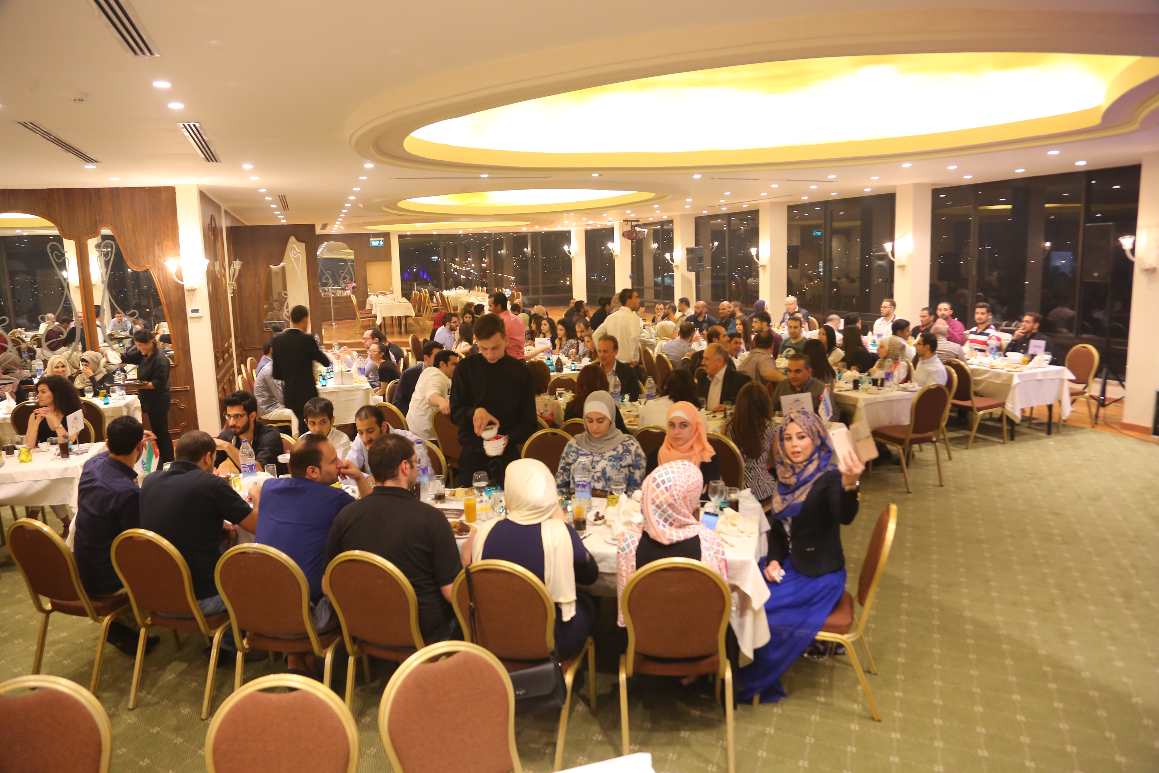 ESKADENIA Software Hosts its Employees for the yearly Ramadan Banquet