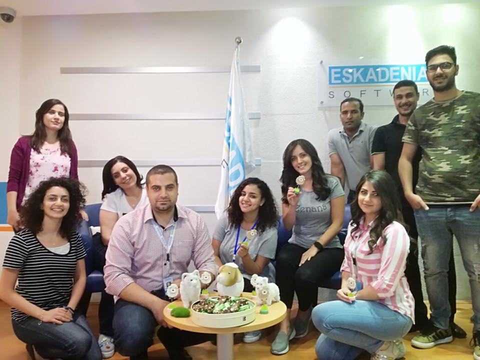 Eid Al Adha at Eskadenia Software