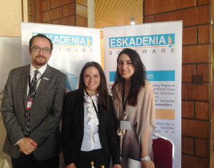 ESKADENIA Software Sponsors The 8th National Technology Parade 2015 @ JU
