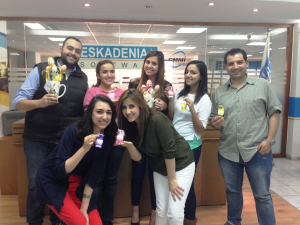 Easter at ESKADENIA Software
