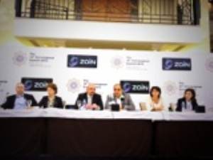 Press Conference - ESKADENIA Software as Associate Partner at the 10th Convergence Summit