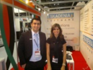ESKADENIA Software exhibits at GITEX Dubai 2012
